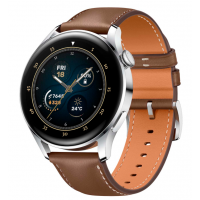 Смарт-часы Huawei Watch 3 Коричневый (GLL-AL04)
