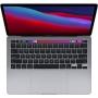 Ноутбук Apple MacBook PRO 13 (2020) M1, 16\512Gb, (Z11B0004U) Серый RUS