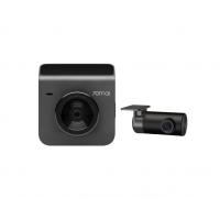 Видеорегистратор 70mai Dash Cam A400 + Rear Cam RC09, 2 камеры, серый