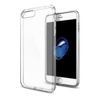 Накладка силикон BoraSCO для Samsung Galaxy J6 Plus Прозрачная