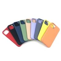 Накладка силикон без бренда Apple iPhone 12mini 5.4'' ассортимент
