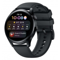 Смарт-часы Huawei Watch 3 Черный (GLL-AL04)