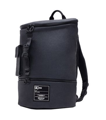 Рюкзак Xiaomi 90 Points Chic Leisure Backpack 310*195*440mm Black
