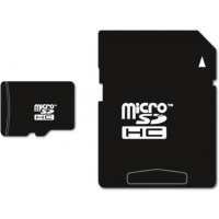 Карта памяти OltraMax MicroSDHS Class10 16Gb с адаптером