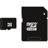 Карта памяти DiGoldy MicroSD UHS-1 Class10 16Gb 45mb\s с адаптером