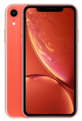 Apple iPhone Xr 128Gb Coral RUS