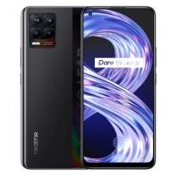 Смартфон Realme 8 6/128GB (Черный) RUS