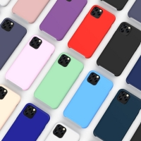 Накладка силикон без бренда Apple iPhone 12\12 PRO 6.1'' ассортимент