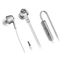 Наушники Xiaomi Mi In-Ear Headphones Basic Silver
