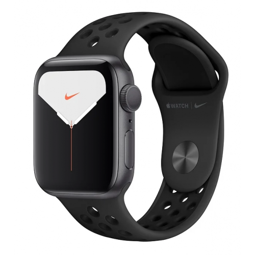 Часы Apple Watch Series 5 GPS 40mm Aluminum Case with Nike Sport Band Space Gray RUS
