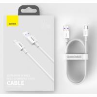 Кабель Baseus Superior USB-TypeC 2.0m 66W Белый