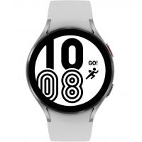 Умные часы Samsung Galaxy Watch4 44мм, серебро RUS