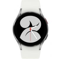 Умные часы Samsung Galaxy Watch4 40мм, серебро RUS
