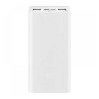 Аккумулятор Xiaomi Mi Power Bank 3 20000 (PLM18ZM) White