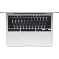 Ноутбук Apple MacBook Air 13 (2020) M1, 16\512Gb (Z12700036), Серебристый RUS