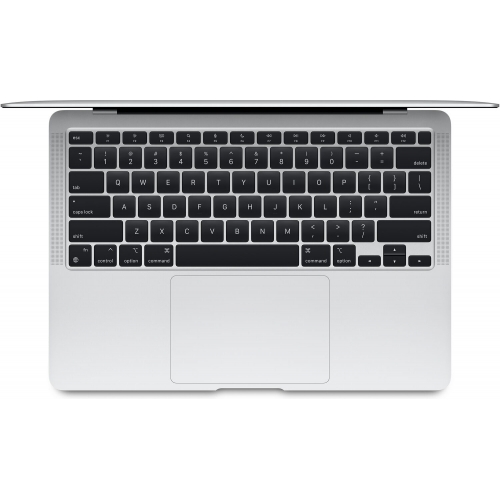 Ноутбук Apple MacBook Air 13 (2020) M1, 16\256Gb (Z12700034), Серебристый RUS