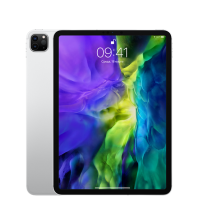 Планшет Apple iPad Pro 11 (2020) 128Gb Wi-Fi (Silver) RUS