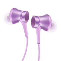 Наушники Xiaomi Mi In-Ear Headphones Basic Purple