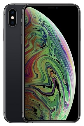 Apple iPhone Xs Max 512Gb Space Gray (2 sim)