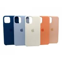 Накладка силикон без бренда Apple iPhone 11 ассортимент