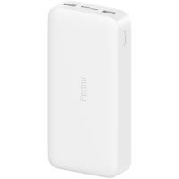 Аккумулятор Xiaomi Redmi Power Bank Fast Charge 20000 (Белый)