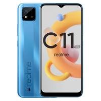 Смартфон Realme C11 (2021) 2/32GB (Голубое озеро) RUS