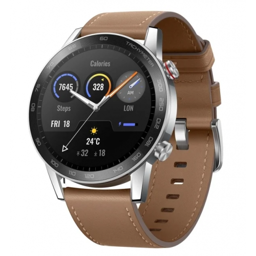 HONOR MagicWatch 2 46mm (leather strap) RUS