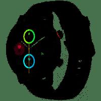 Фитнес часы Haylou RT LS05S (Чёрные)