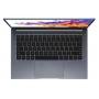 Ультрабук HONOR MagicBook 14 (2021) 16/512Gb, Серый NDR-WFE9HN