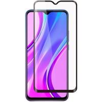 Защитное стекло для Apple Iphone 11/XR олеоф. пок. 9D